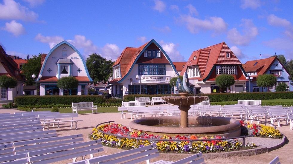 Hotels Und Pensionen Boltenhagen