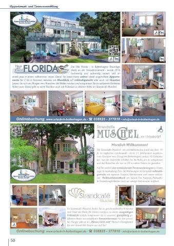 Page 50 Ostseebad Boltenhagen 2019